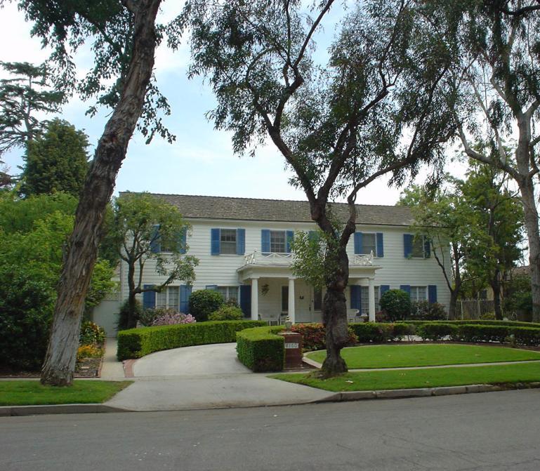 Bixby House Long Beach